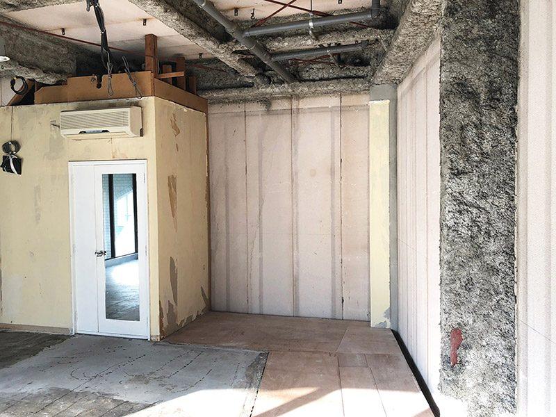 店舗解体2階-施工後1