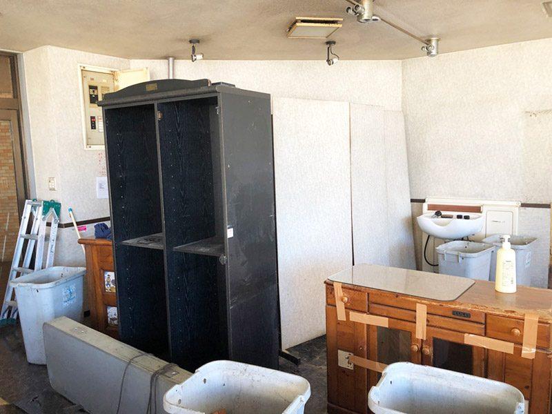 美容室その5-施工前1