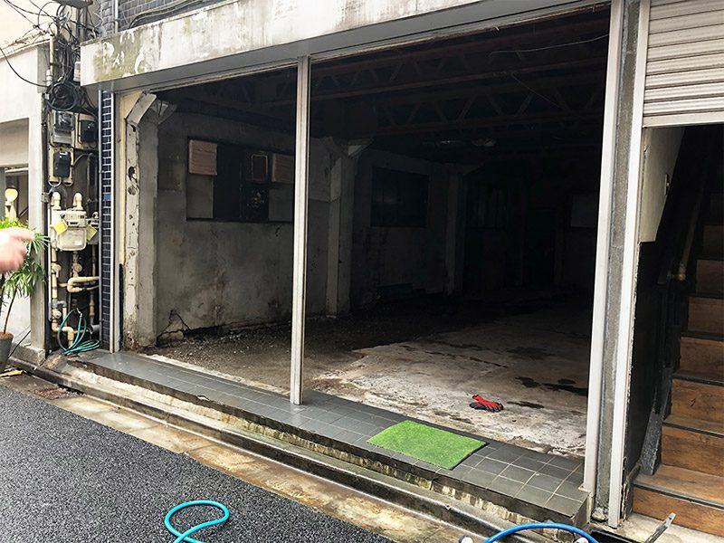 飲食店の解体-施工後5