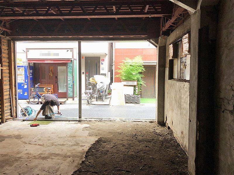 飲食店の解体-施工後4