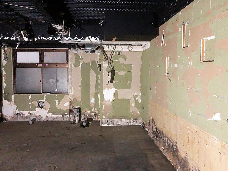 飲食店の解体-施工後1