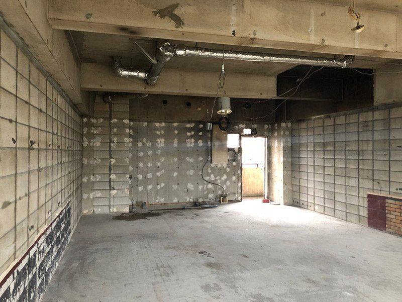 飲食店解体工事施工後1