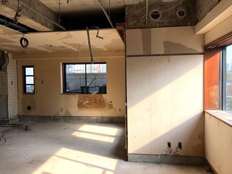 マンション内装解体-施工後1