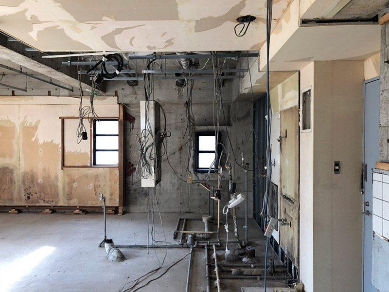 マンション内装解体-施工後3