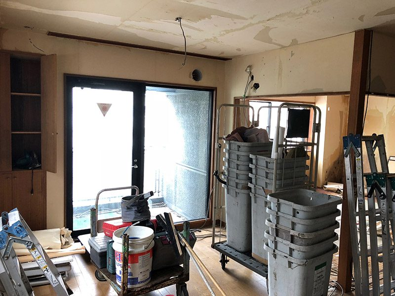 マンション内装解体-施工後4