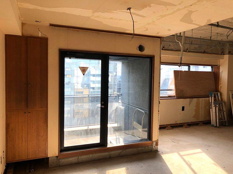 マンション内装解体-施工前4