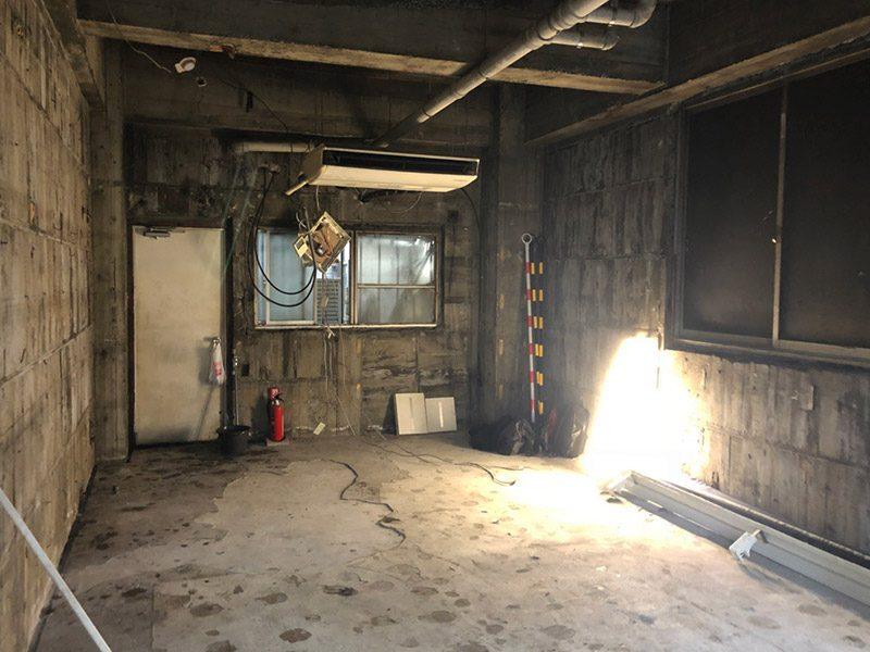 ブティック解体工事施工後1